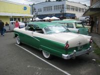 Curbside classic 1956 ford fairlane beautiful but for 1956 ford customline 2 door hardtop