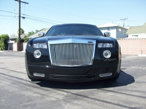 I Will Have Lots Of Clients Lined Up To Customize Their Chrysler 300 Coupe With Our Bodykits And Be The First One Change It Over
