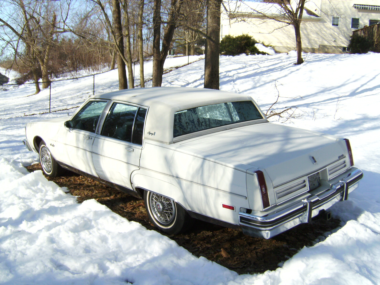 Road Trip Classic 1978 Cadillac Sedan Deville Across The Great 4 Door Guess It Would Be A Different Story As You Mentioned With Braking And What Not My 98 Far Outhandles 65 F 85 Daily Driver Despite Having
