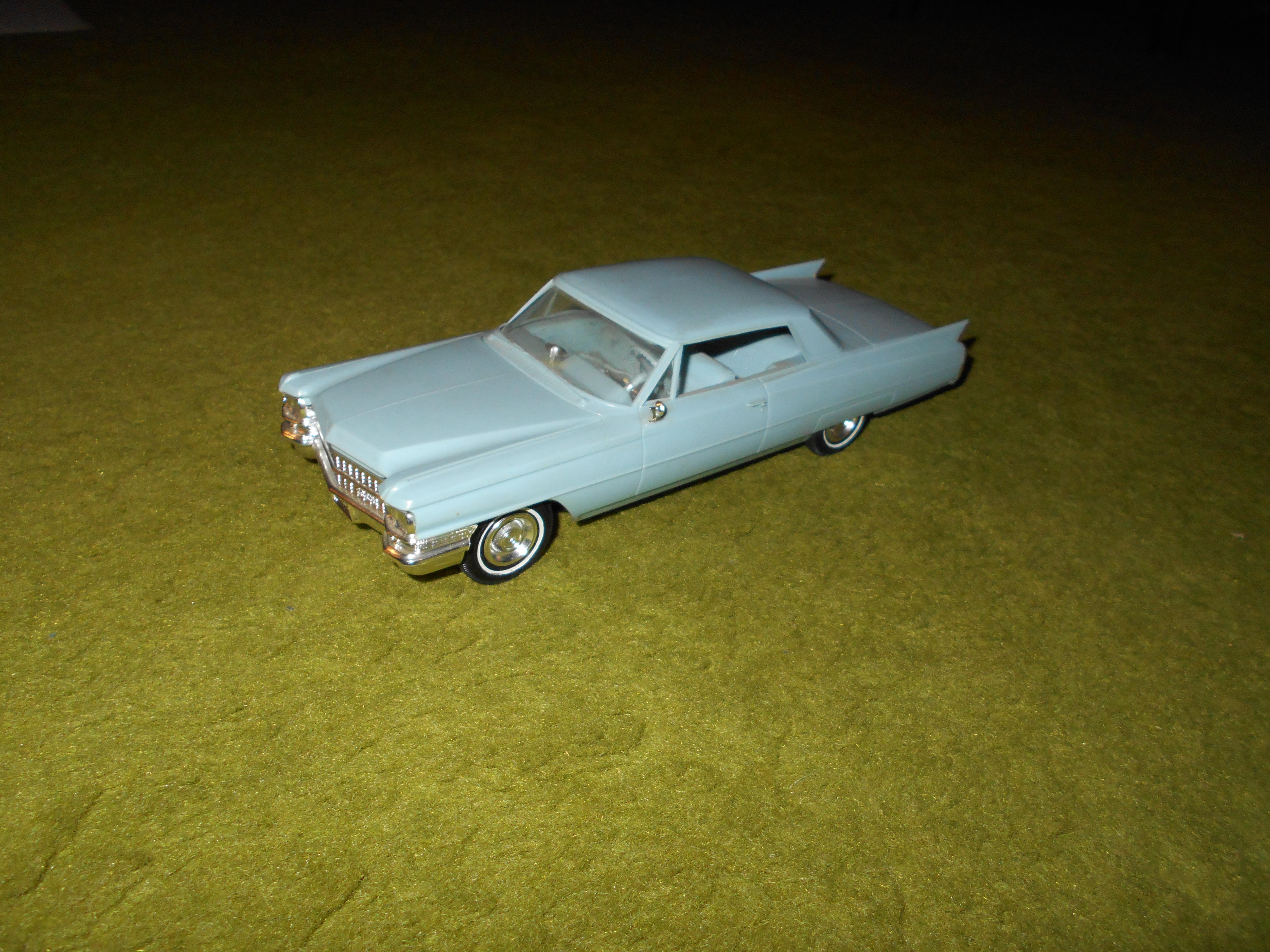 Curbside Classic 1963 Cadillac Park Avenue The Original Seville 1961 Sedan Deville