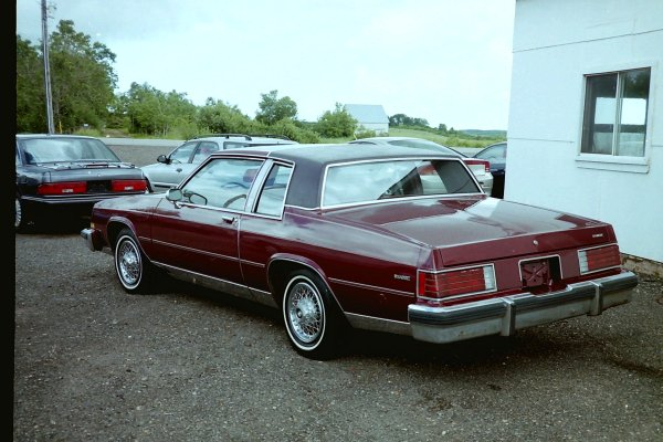 on 1985 Buick Lesabre 4 Door
