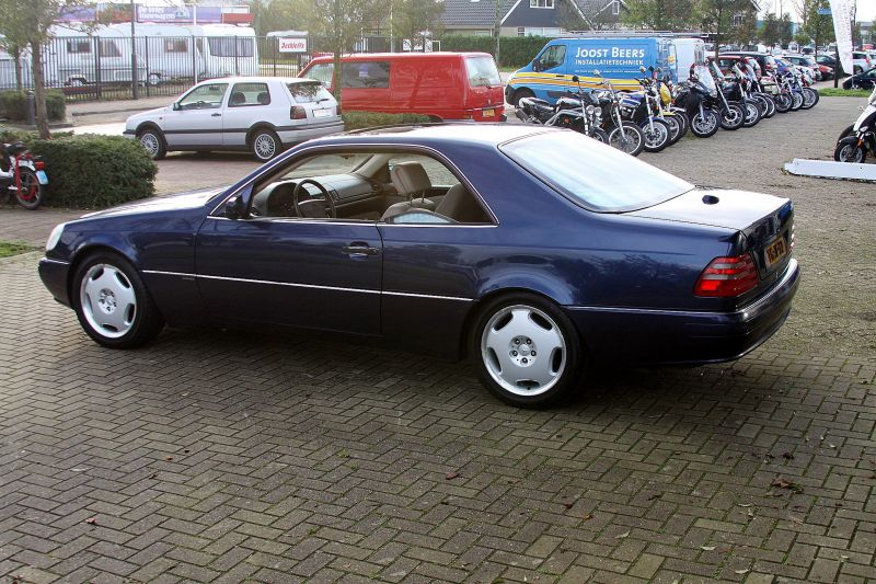 My new cc 1996 mercedes s600 v12 coupe w140 massive for 1996 mercedes benz s600 for sale
