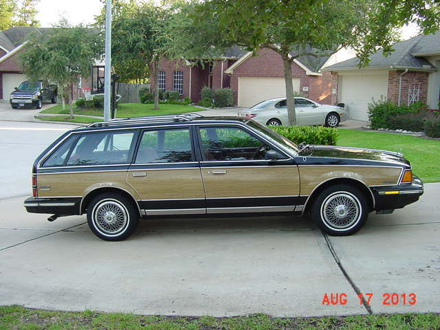 curbside classic 1988 buick century direct from the waning 64 comments