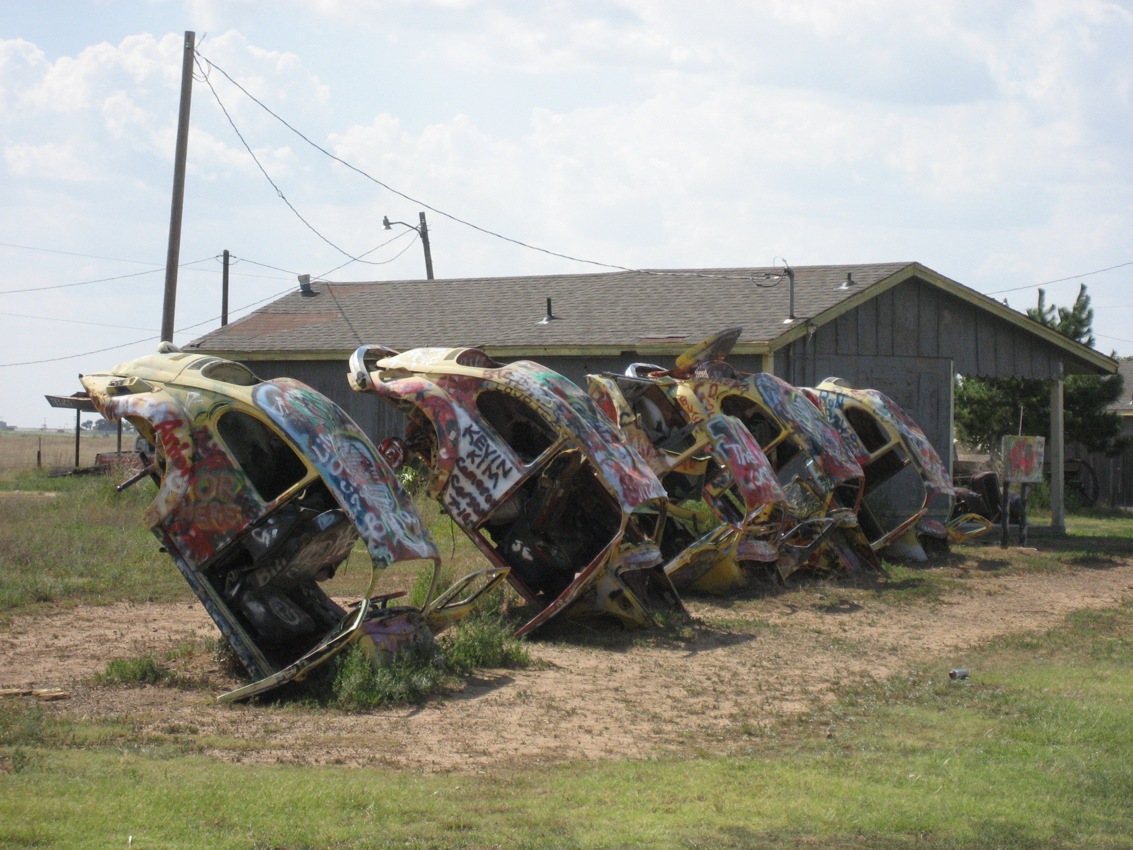 Обои Carhenge near Alliance, Nebraska. Разное foto 19