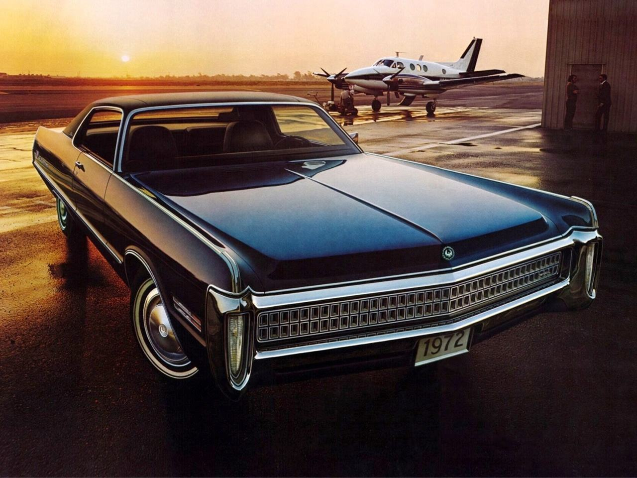 Curbside Clic: 1972 Cadillac Coupe DeVille – A Beginning As Well