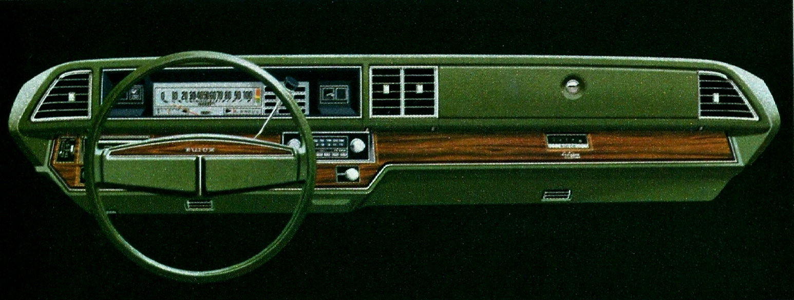 on 1982 Buick Lesabre