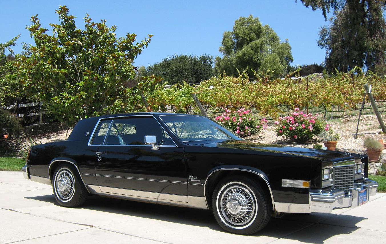 Cc Capsule 1983 Cadillac Eldorado Biarritz Garanimals