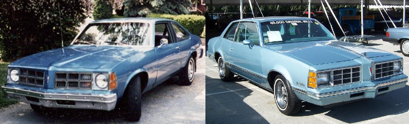 Craigslist Classic 1978 Pontiac Ponitac Lemans Safari Curbside Classic