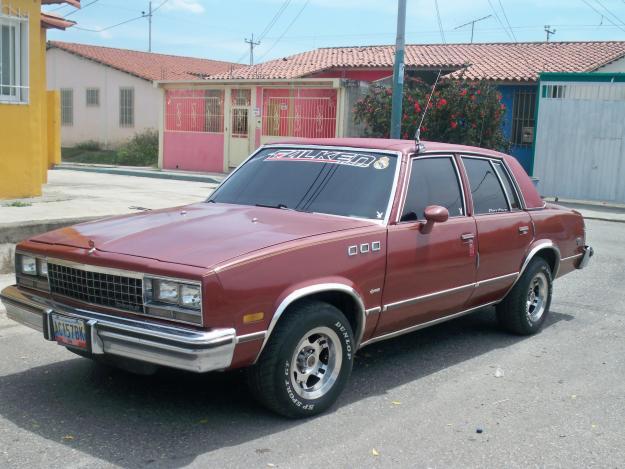 & Automotive History Capsule: 1981 Chevrolet Malibu u201cIraqi Taxiu201d pezcame.com