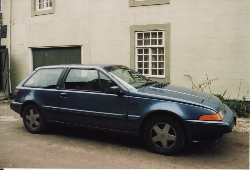Ebay Find 1989 Volvo 480 Turbo Volvo Looks Forward And Backward