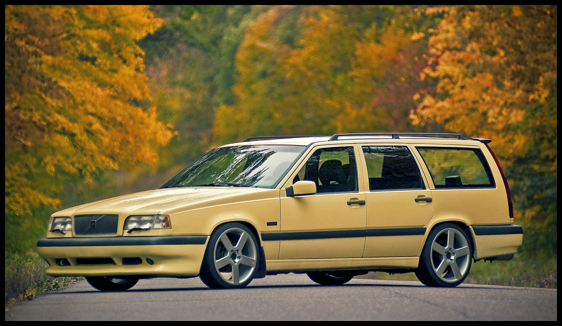 curbside classic 1993 volvo 850 glt divergent evolution. Black Bedroom Furniture Sets. Home Design Ideas