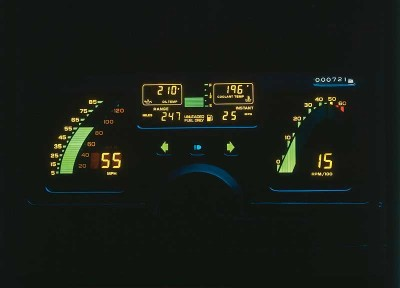 Qotd What S Your Favorite Instrument Panel From The Great