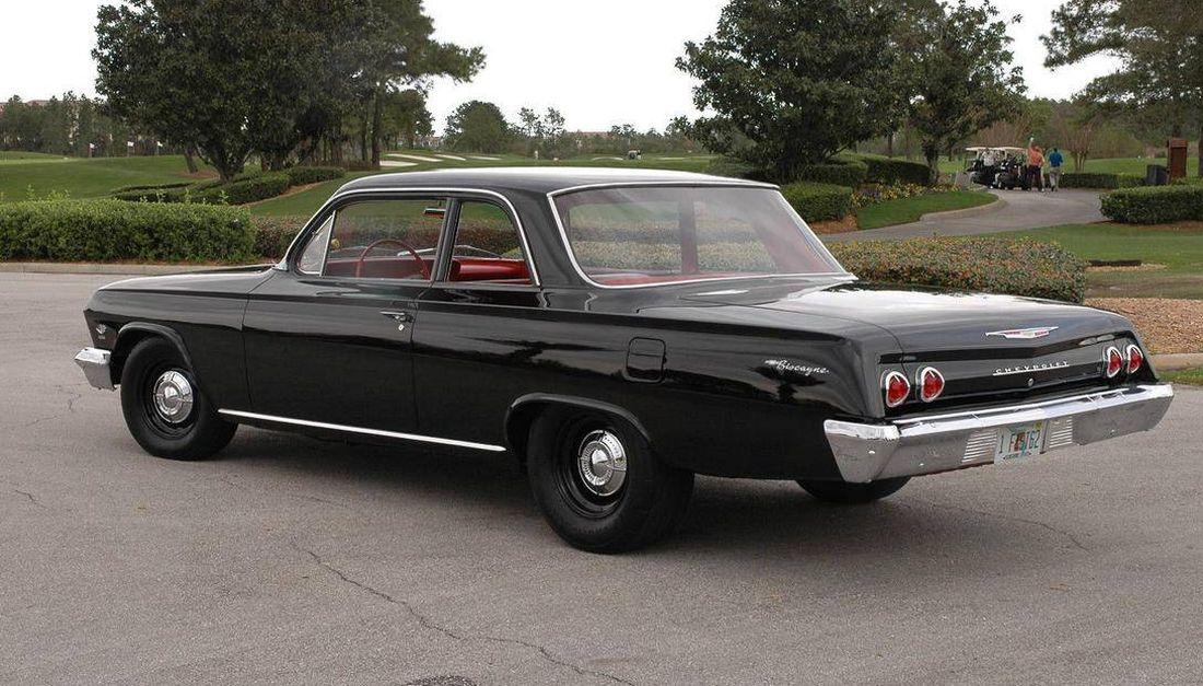 cc outtake 1962 chevrolet biscayne brake time. Black Bedroom Furniture Sets. Home Design Ideas