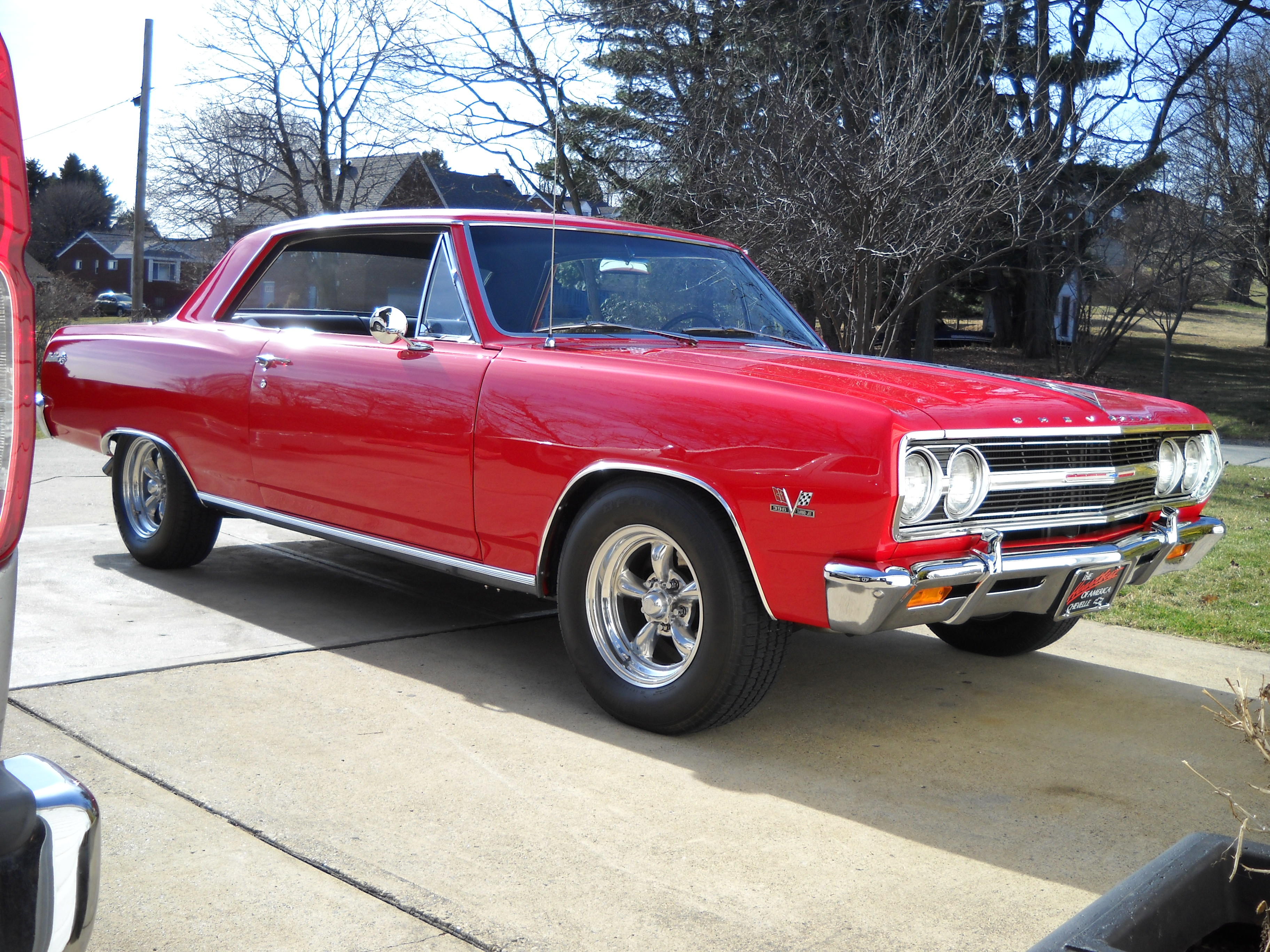 1965 Chevelle Ss396 Z16 201 Built And A Common 396 Engine Chevy Ss Hello I Have 64 That Ive Misunderstanding Finally Resolved