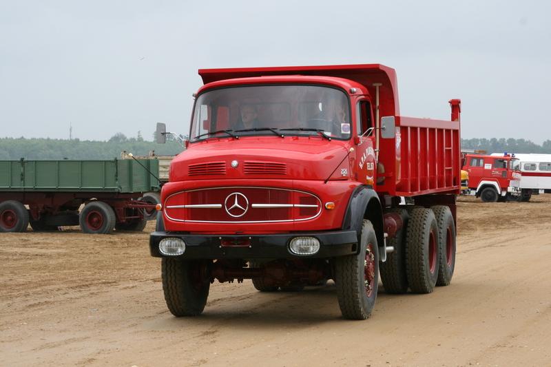 modell mercedes l1113 kit