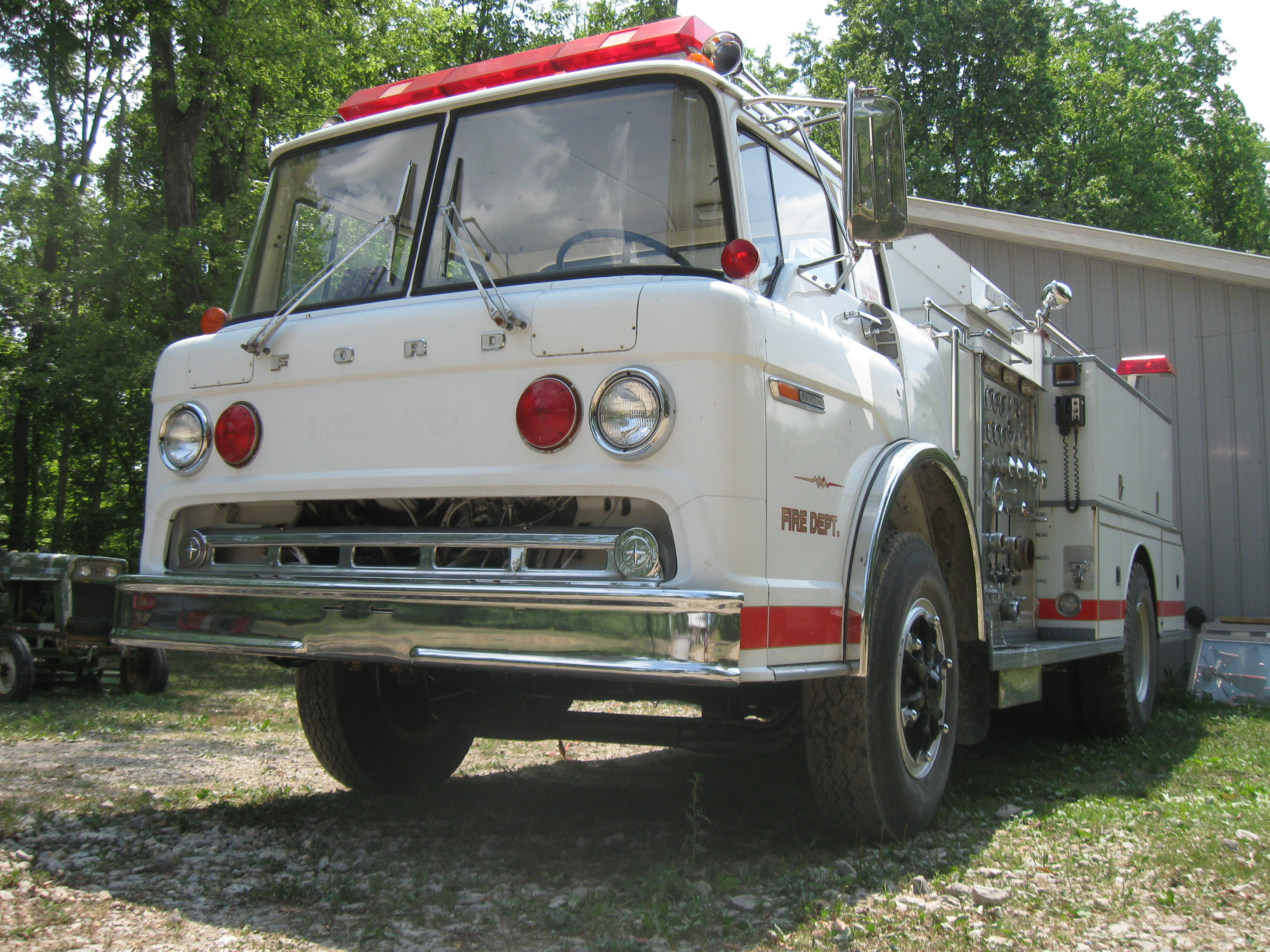 Curbside Classic: The Almost Immortal Ford C-Series
