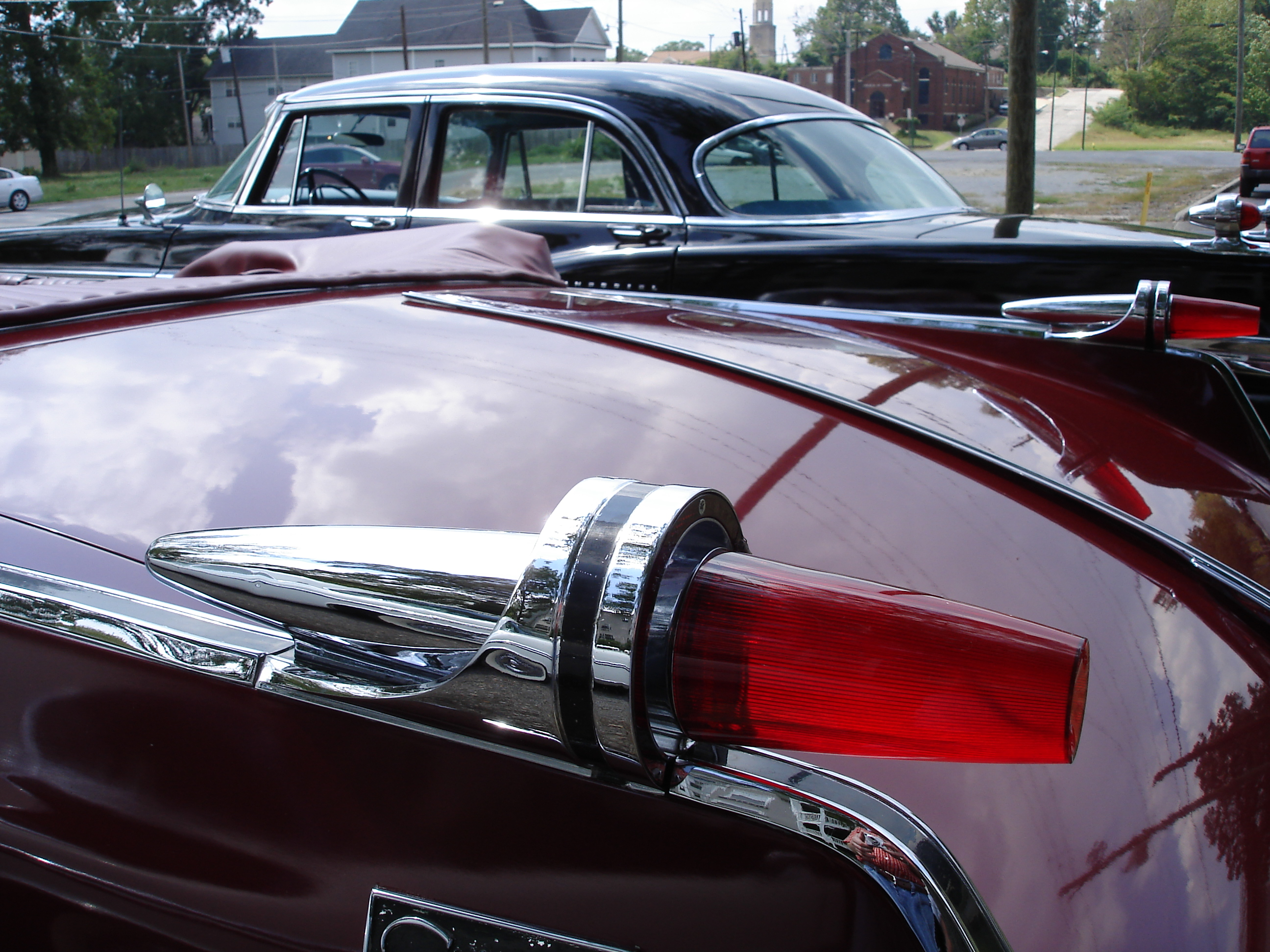 1956 chrysler imperial interior images - Car Show Classic 1956 Imperial Southampton 2 Door Hardtop Stunning In Pink