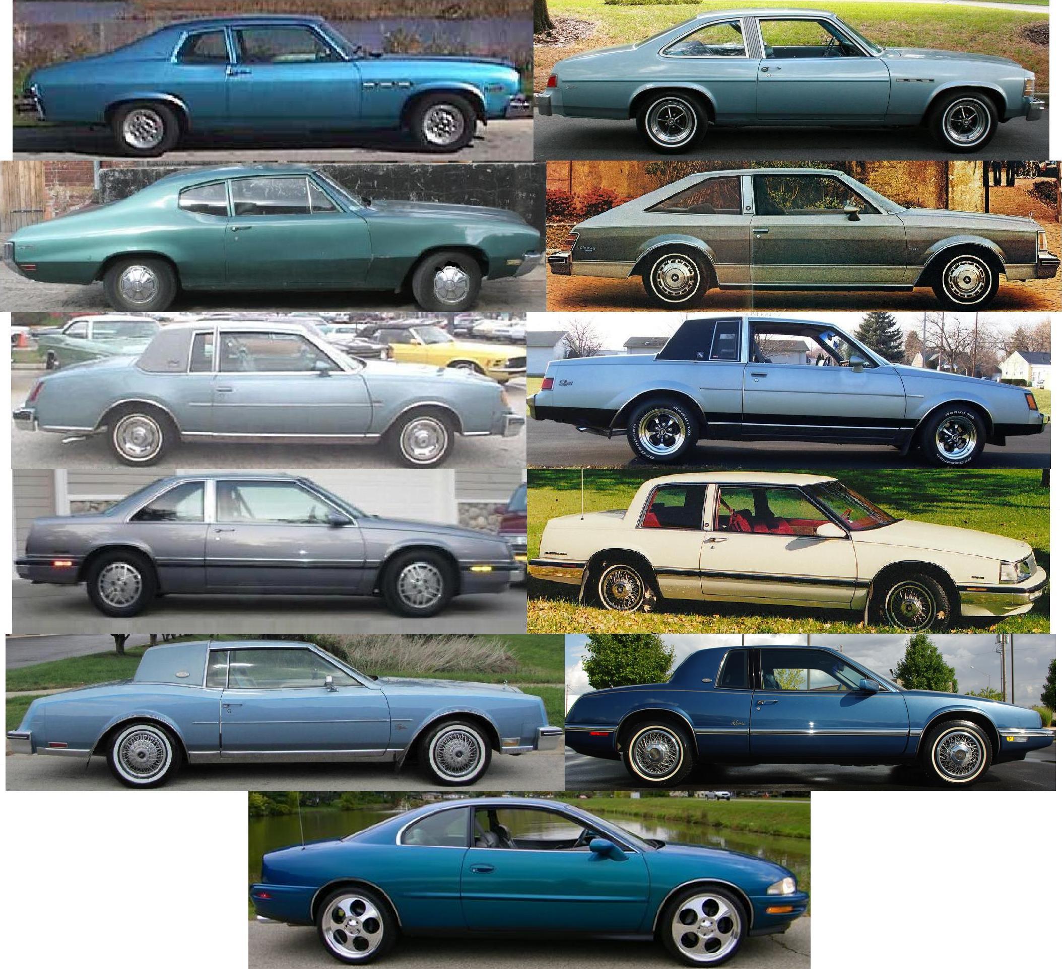 Craigslist Classic 1979 Buick Regal Very Clean