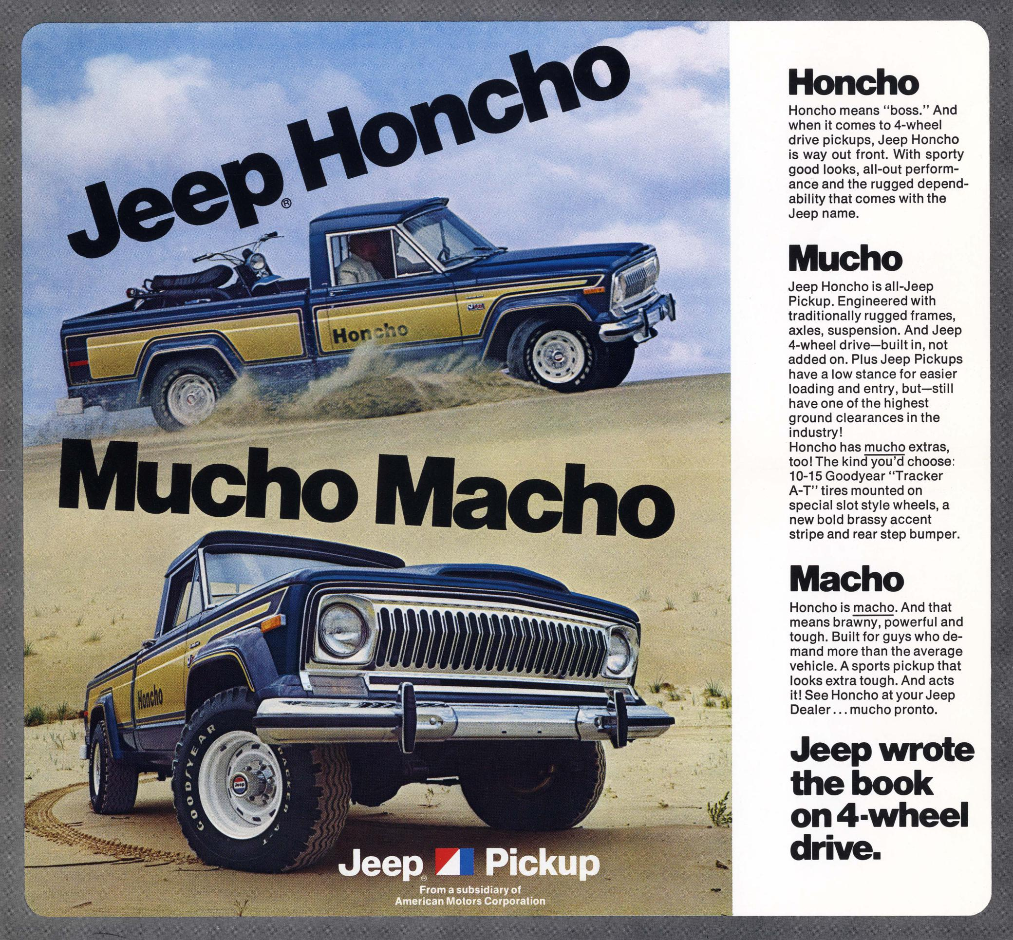 Curbside Classic 1965 Jeep Gladiator J 2000 – Holy Toledo