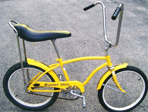 Curbside Classic 1969 Raleigh Rodeo My First New Set Of