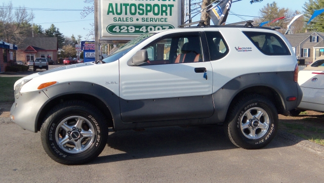 cohort sighting: isuzu vehicross – has it mellowed with age?