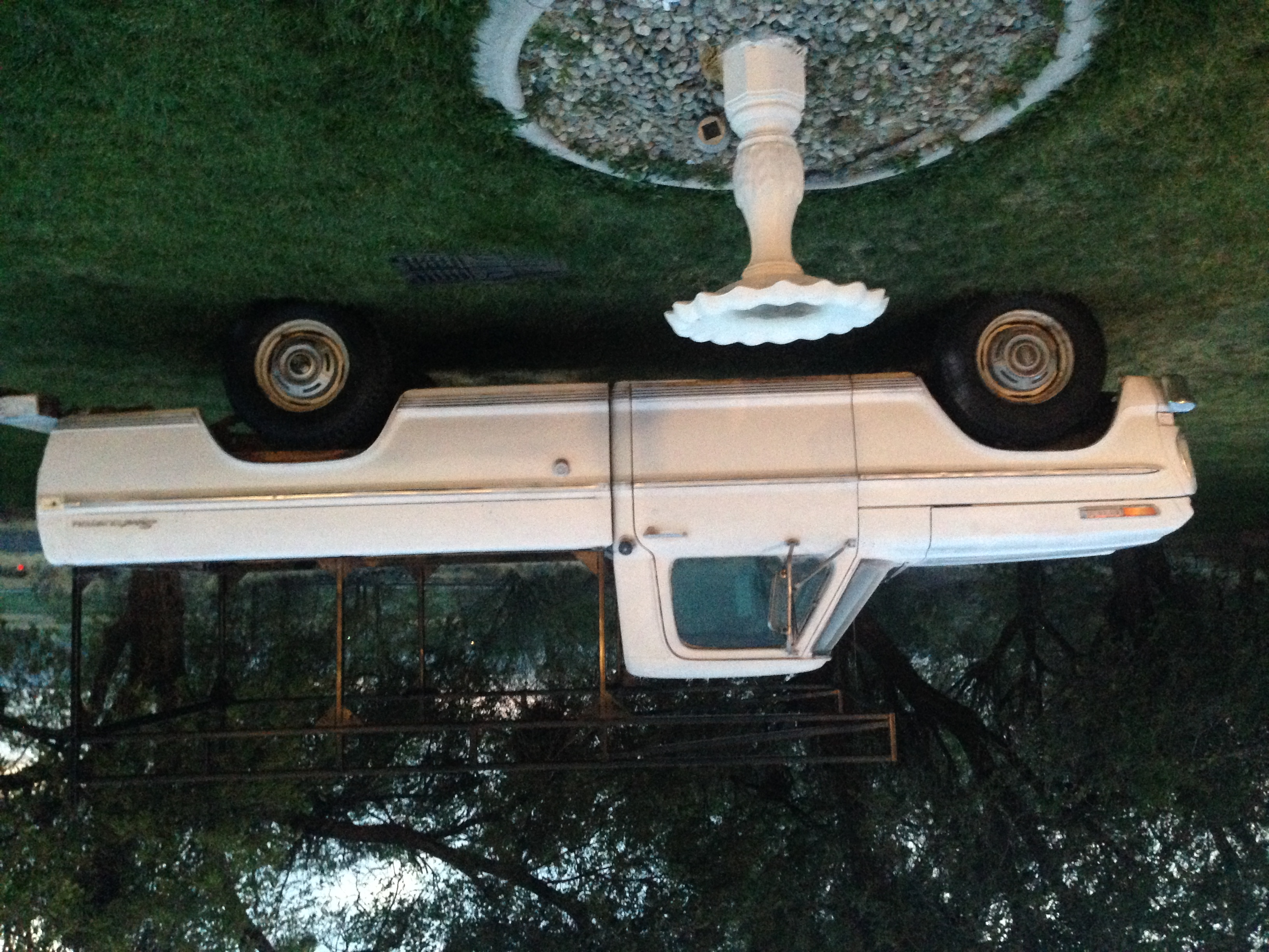 Curbside Outtake 1970 Ford F 250 Sport Custom Camper Special Ranger I Just Bought A 360 4 Speed Runs Great Paid 20000 Is All