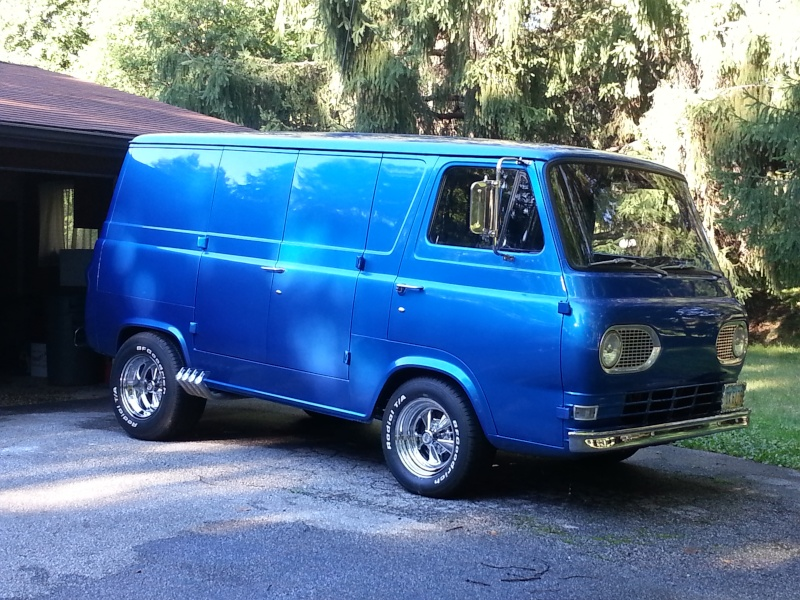 Craigslist Find: 1965 Ford Falcon Van – As Close to Showroom