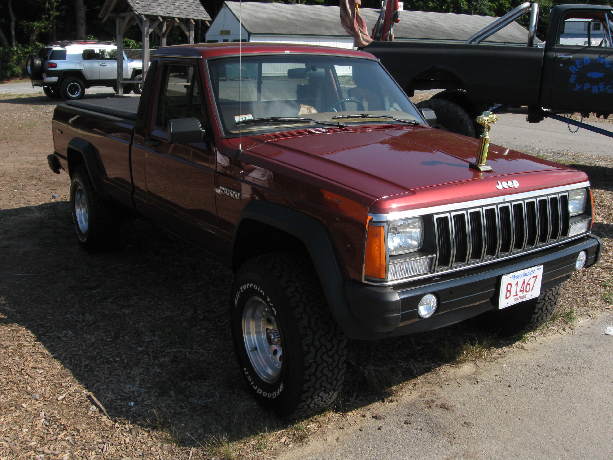 soapy comanche cars jeep sale of lifetime a old for
