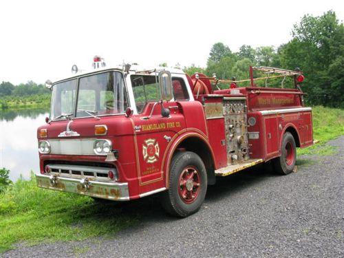 1970 Mack Truck : Reply
