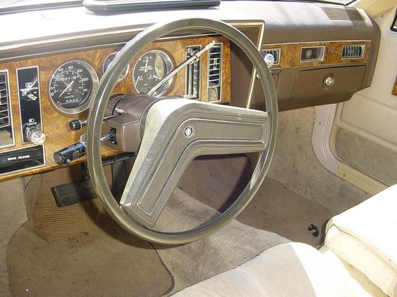 on 1983 Buick Lesabre Limited