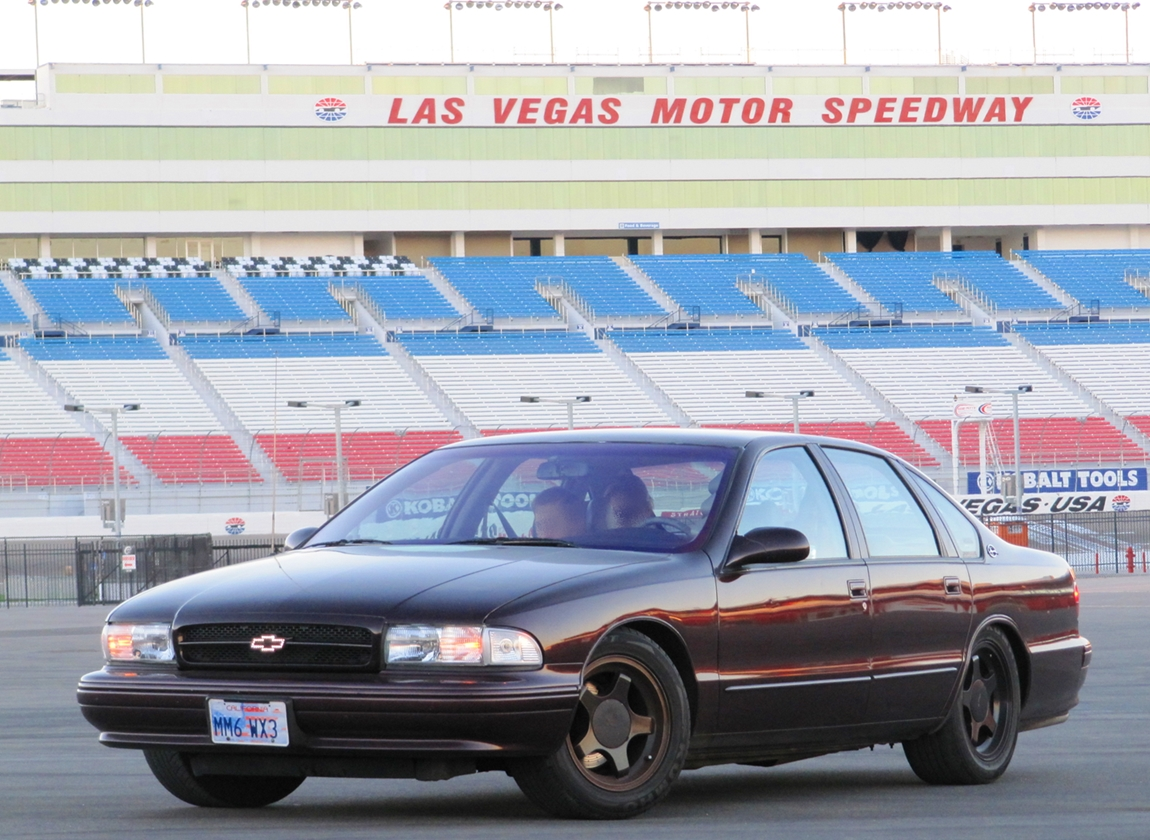 All Chevy 1996 chevrolet caprice wagon : COAL: 1995 Caprice Wagon – The Holy LT1 Grail