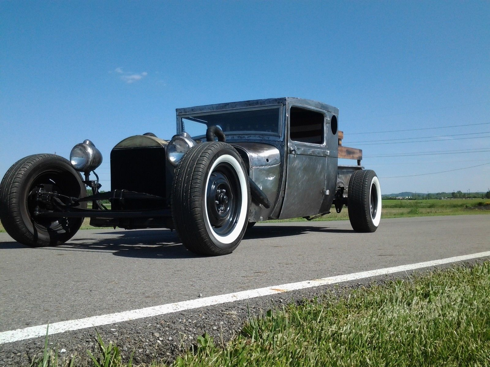 Cohort Outtake: Model T Hot Rod
