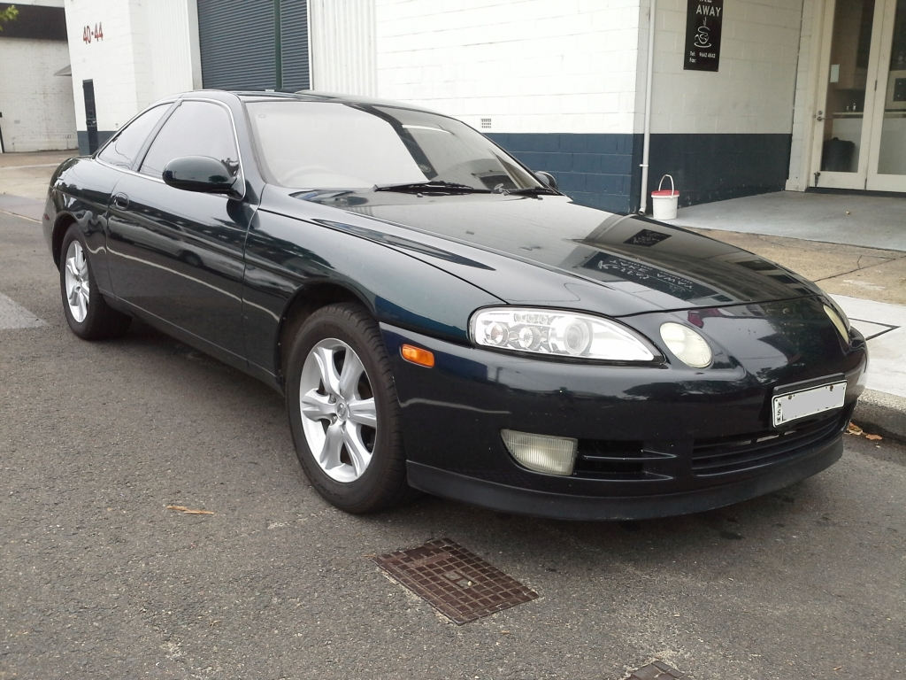 Excellence In Motion The 1992 Lexus Sc400 Value I Own Three Of These Cars Picture Is My Uzz30 Also Have A Special Order Factory Non Emv Uzz31 With 1997 Body Kit
