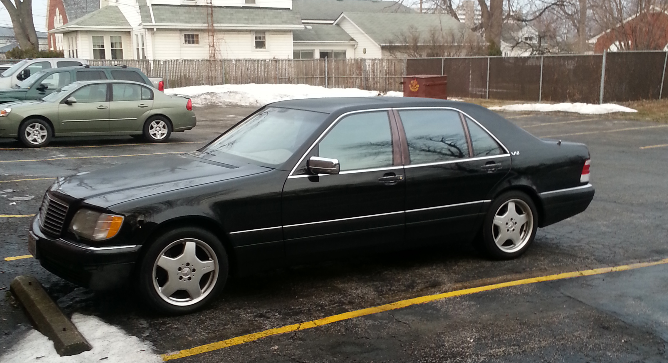 1996 mercedes s600 w140 for 1996 mercedes benz s600