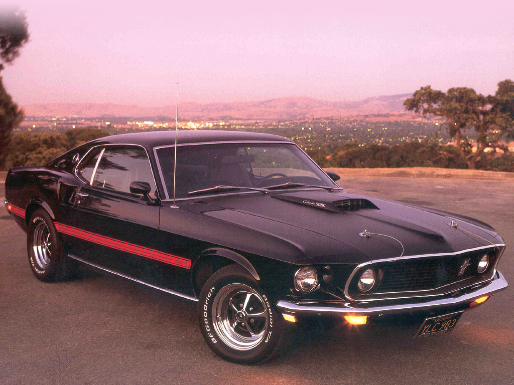 CC Capsule: 1970 Ford Mustang Mach 1 – If You Can\'t Take The Heat…
