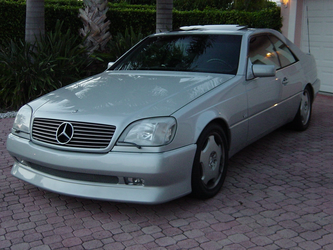 My new cc 1996 mercedes s600 v12 coupe w140 massive for 1996 mercedes benz s600
