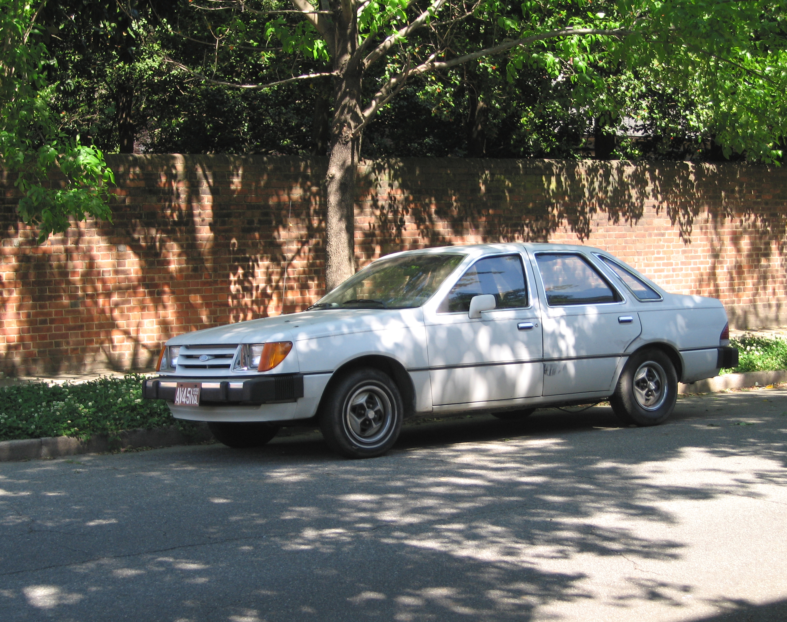 Curbside Classic: 1984 Ford Tempo GLX …And Where Have You Been Hiding?