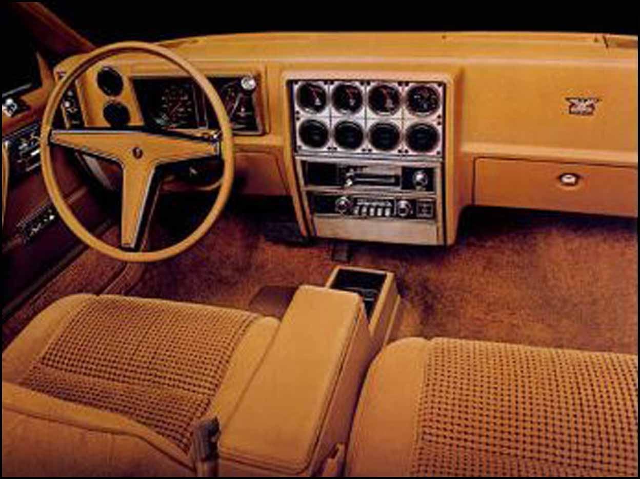 1981 Oldsmobile Omega Interior Pictures To Pin On