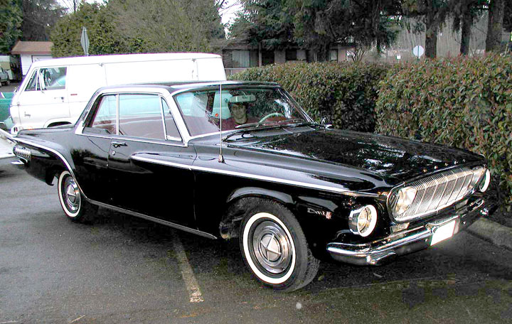 Curbside Classic 1962 Plymouth Fury If You Think This