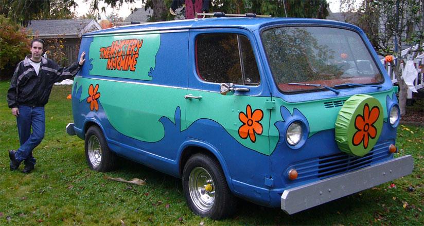 Curbside Classic 1965 GMC Handi Van