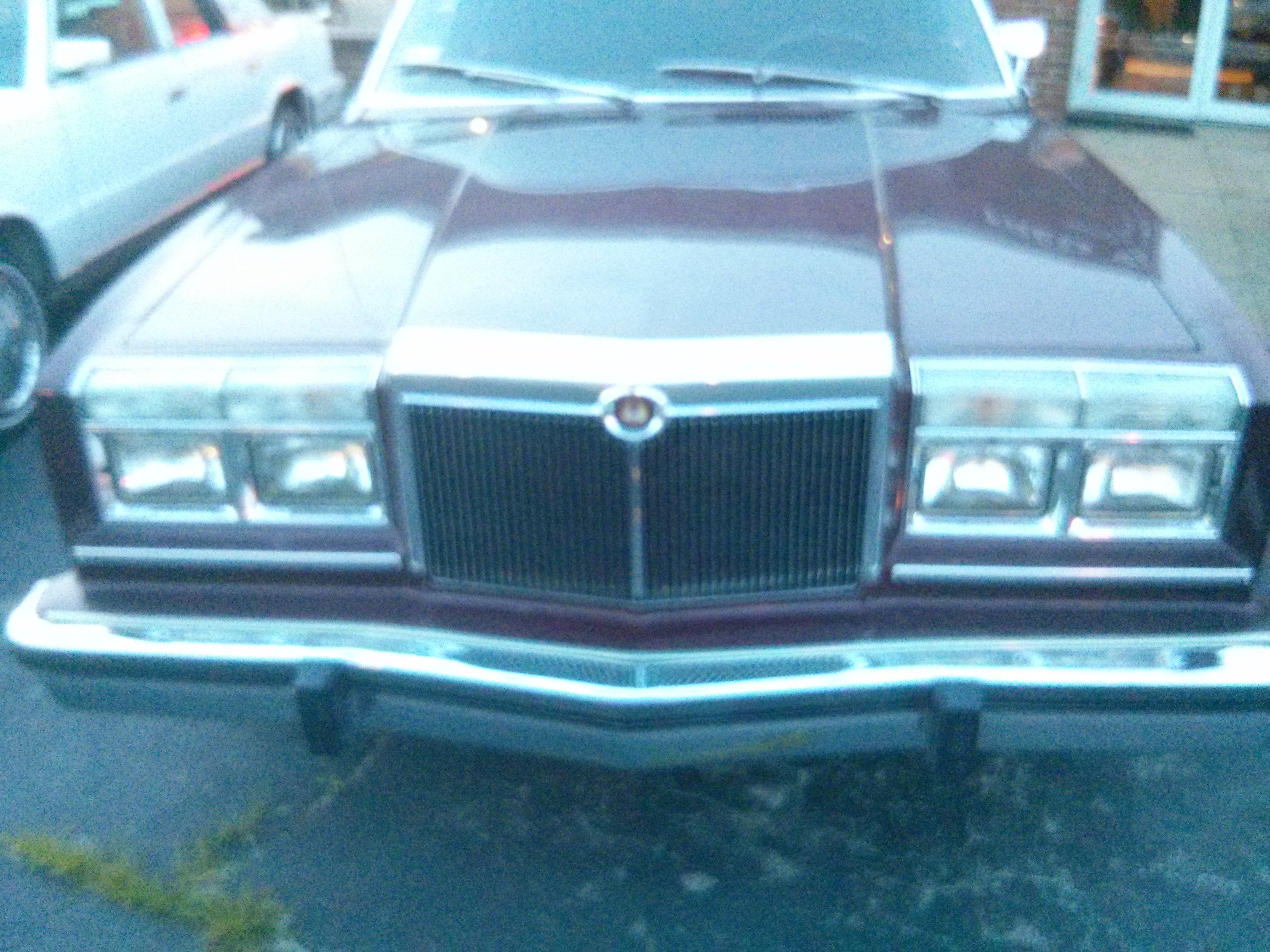 Ebay Classic 1987 Plymouth Gran Fury Salon They Werent All Cop Cars Dodge Diplomat Wiper Wiring That Is One Rare Front Grille