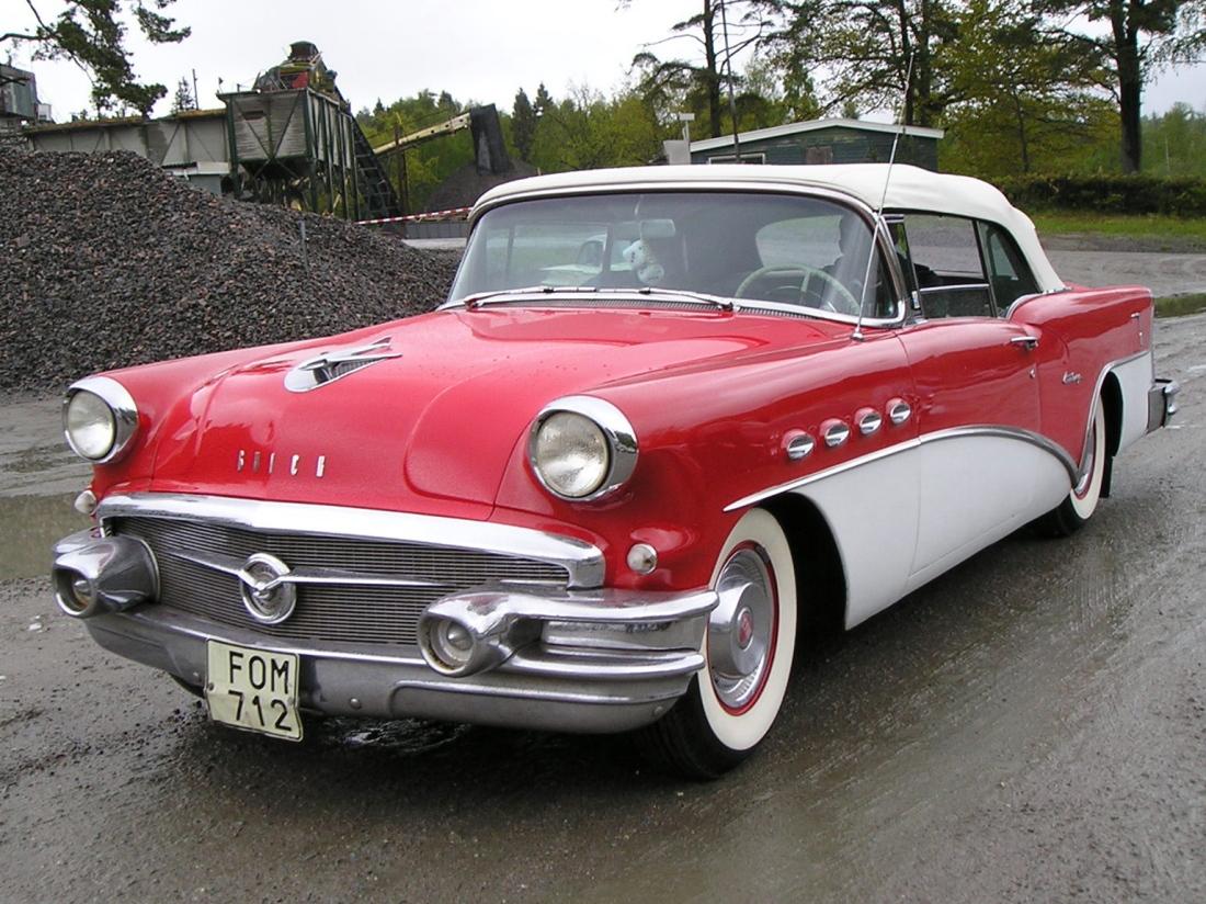 1956 Buick Series 40 Special - conceptcarz.com