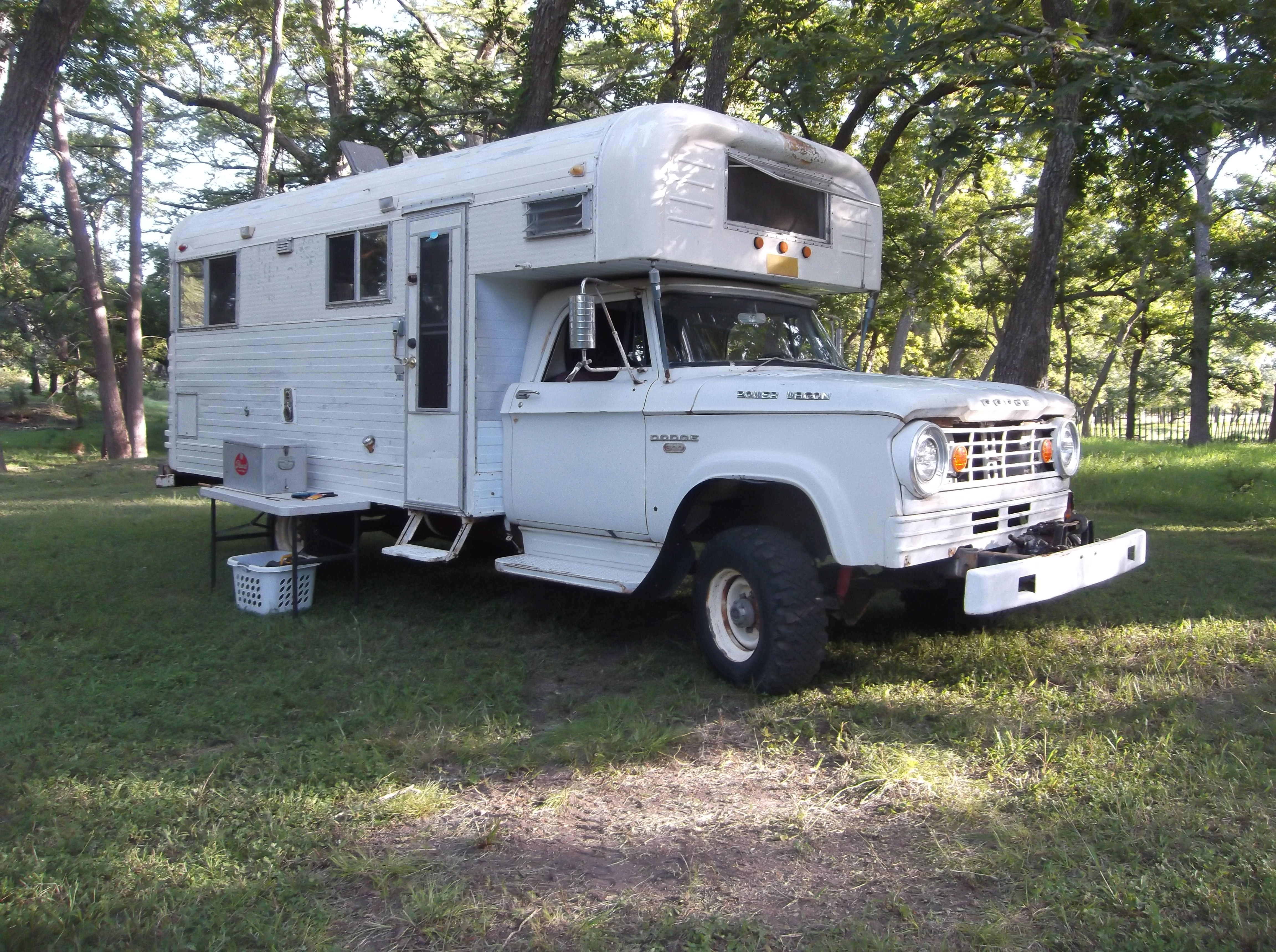 Curbside Classic: 1964 Chevrolet C30 Chinook Class C Motorhome