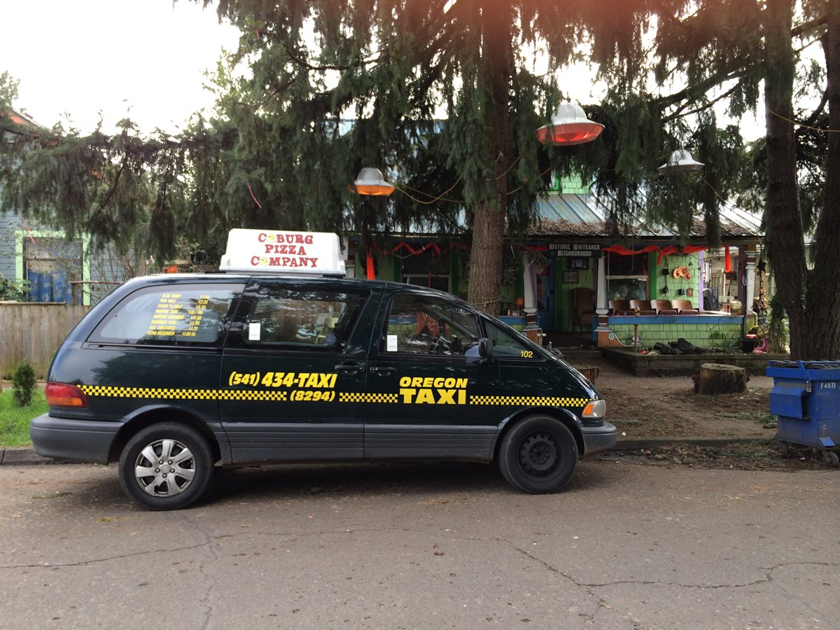 Curbside Classic 1991 97 Toyota Previa Tarago The First And Final Fuel Filter Location Taxi Fleet Although Numbers Are Finally Dwindling Which Given Their Age Mileage 600k Is Not Surprising Maybe I Can Document Last One
