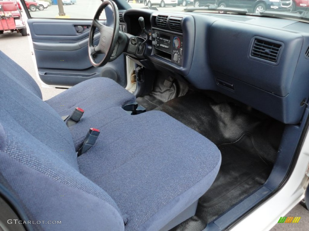 """Truck 97 chevy truck seats : Auto-Biography: 1997 Chevrolet S10 – """"What You're Buying Here Is a ..."""