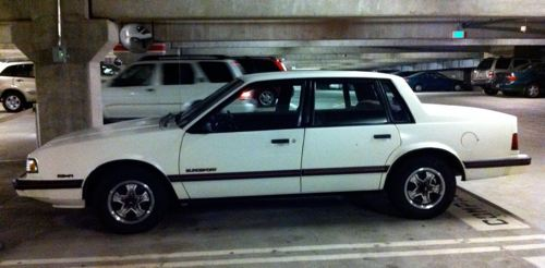 1989 Chevrolet Celebrity Body Parts