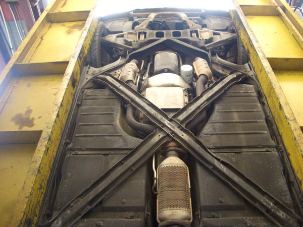 Automobilgeschichte ein Röntgen-Look At GM - s X-Frame (1957 - 1970)