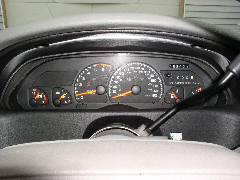 COAL: 1991 Chevrolet Caprice 9C1 – Certified Speedo