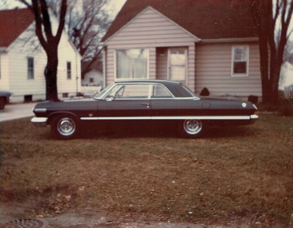 All Chevy 63 chevy 409 : Curbside Classic: 1963 Chevrolet Impala SS 409 – Giddyup, Giddyup 409