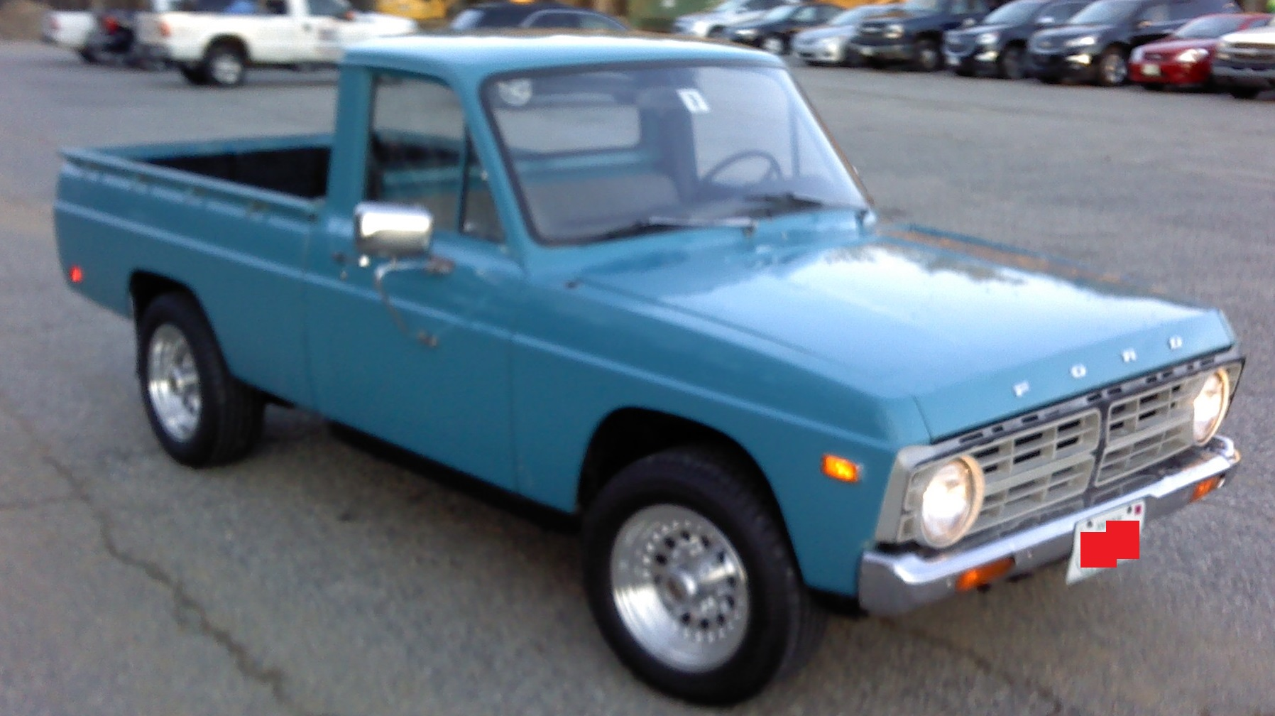 Cohort Classic: 1975 Mazda Rotary Pickup – One Of A Kind